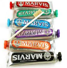 Marvis牙膏中的爱马仕,满40镑全球免邮