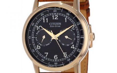 海淘男士手表推荐:Citizen西铁城watch2902男款腕表