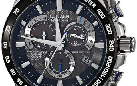 男表推荐:Citizen 西铁城 光动能钛合金男士腕表