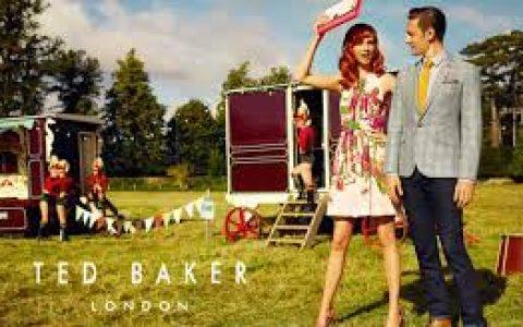 英伦时尚品牌Ted Baker,新款30% OFF,五折起Sale也还有,全球直邮