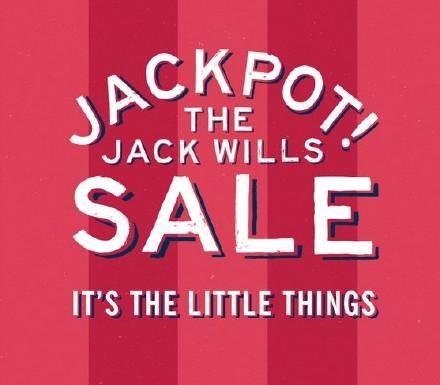 Jack Wills英伦学院风,官网开始Mid Season Sale