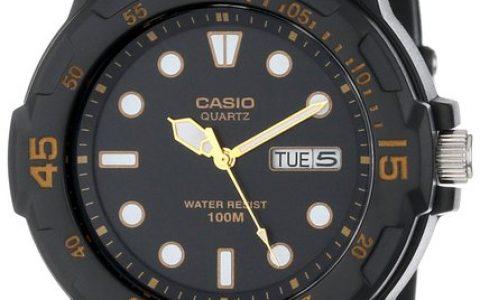 男士手表推荐:Casio卡西欧MRW-200H-1E
