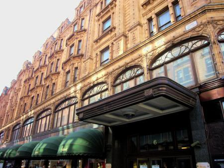 伦敦哈罗德百货