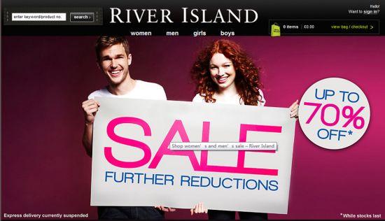 River IslandRiver Island