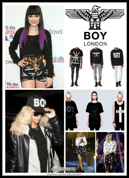 风靡全球的英国潮牌Boy London,可以海淘咯!