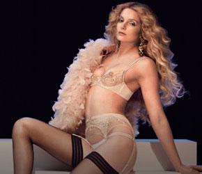 An example from the Agent Provocateur Soiree collection