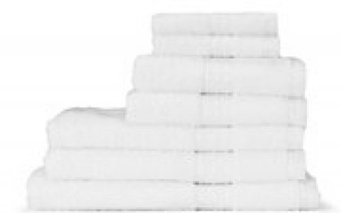Restmor埃及棉毛巾七件套,折完才£19.99, 满50镑全球免邮,可用支付宝,可写中文地址~!!