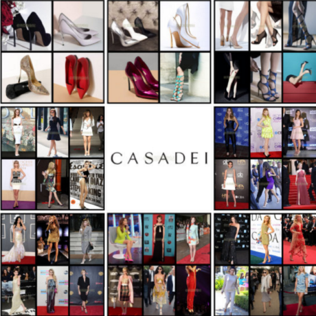 好莱坞美鞋Casadei官网Summer Sale,参加的全部30% OFF!!