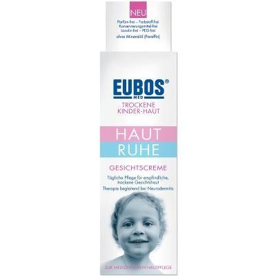 EUBOS 优宝儿童高保湿面霜/预防苹果脸 30ml