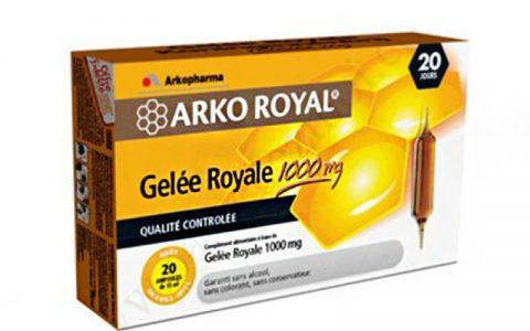 Arkopharma 艾蔻 生态蜂王浆 15ml*20 (抗疲劳降血脂)普通型