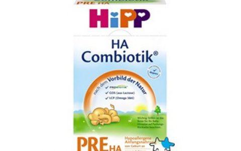 Hipp 德国喜宝HA低敏益生元婴儿奶粉 Pre阶段(0-6个月) 500g
