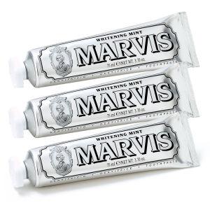 牙膏中的爱马仕【Marvis】囤货啦!全线15% OFF的, 满40镑全球免邮,可用支付宝,地址可写中文!