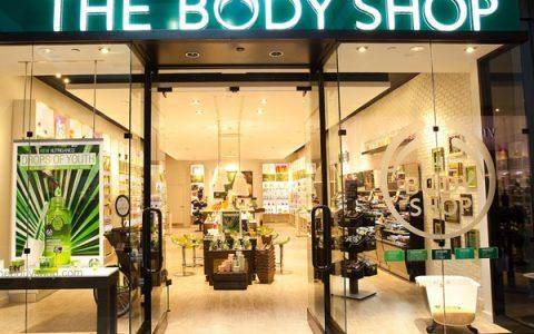 The Body Shop 美体小铺全场满25镑减10镑,同时限时免一,3月13日到期,只限英国哦~!