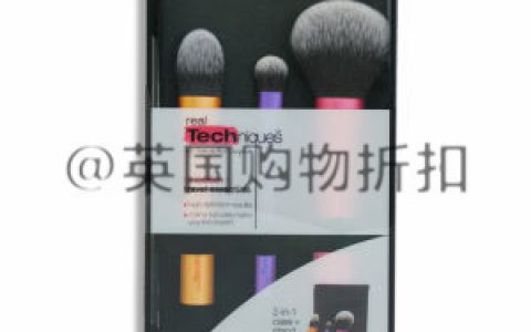 【Real Techniques化妆刷】全场任  买两件20% OFF