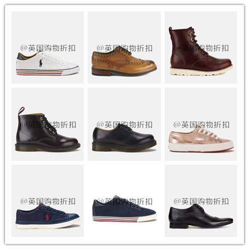 【Allsole】美鞋光速抢!秋冬新款20% OFF,Vivienne Westwood、Dr. Martens、ASICS