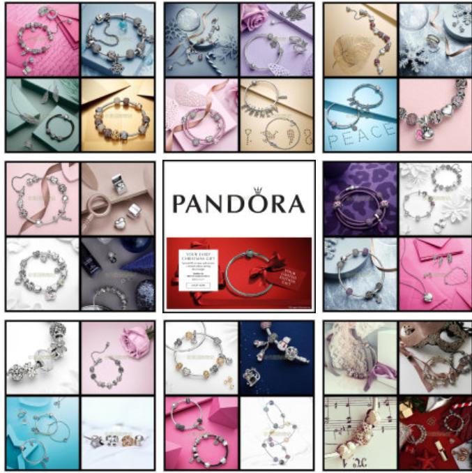 黑五|【PANDORA潘多拉首饰】官网迎圣诞大礼!全场买满99镑送限量银手镯