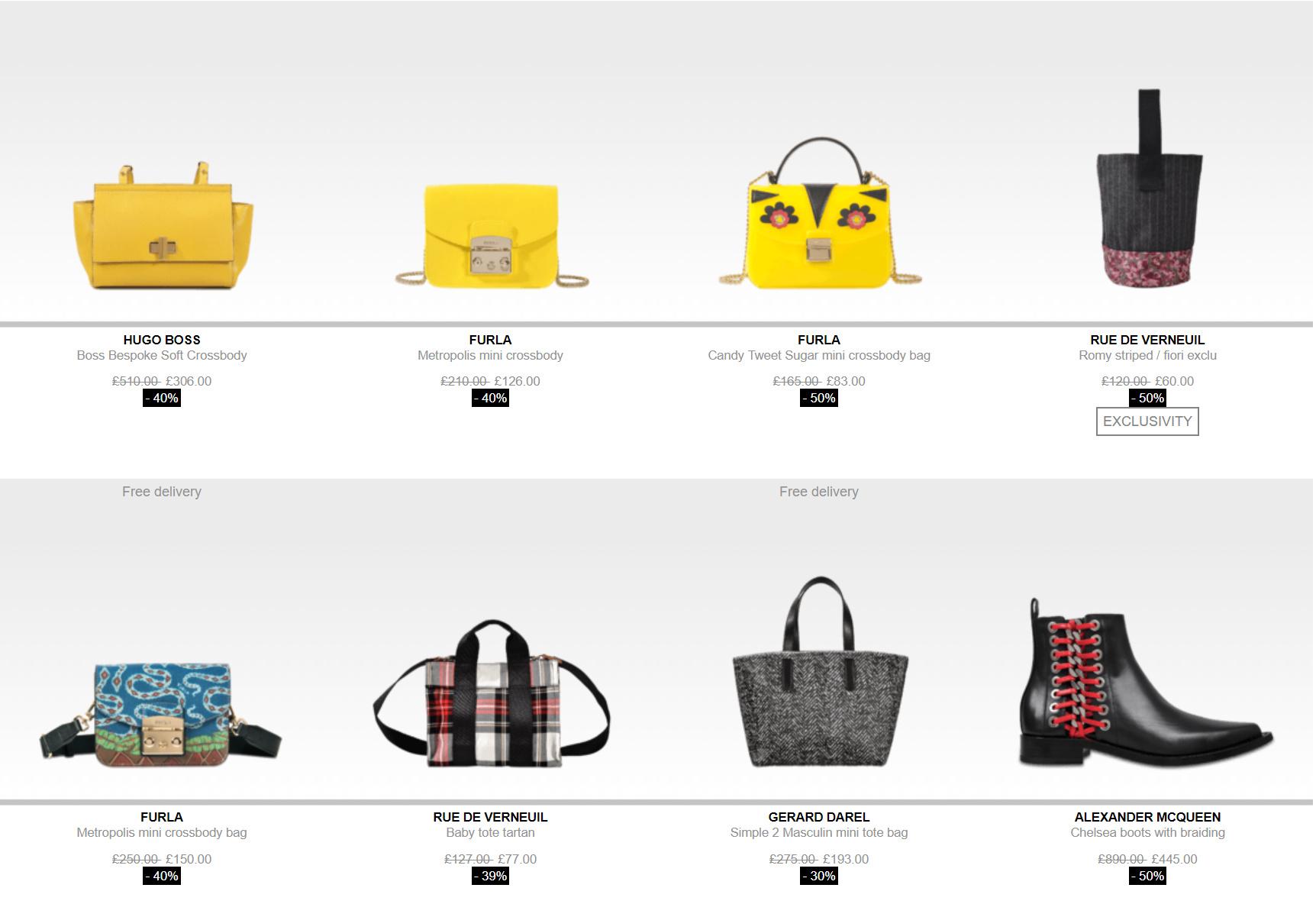 法国奢品网站Monnier Freres,Sale Up to 50% OFF