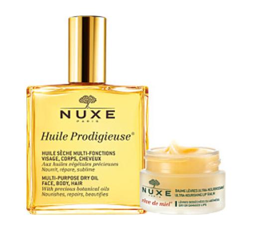超火法国纯植物品牌NUXE欧树全线33%OFF