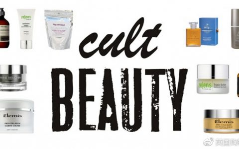 Cult Beauty限时免邮,包括中国!满40镑免费运费