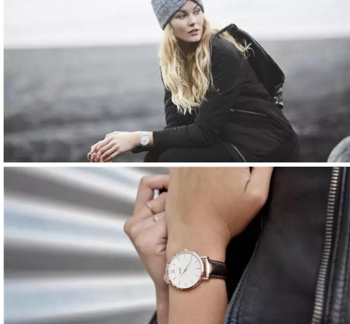 Cluse荷兰小众手表品牌8折咯!ins上最具人气手表