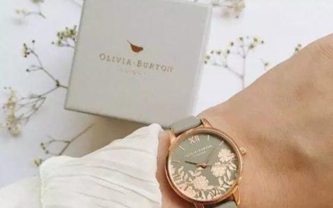 Olivia Burton英伦复古手表情人节折扣,精选款75折