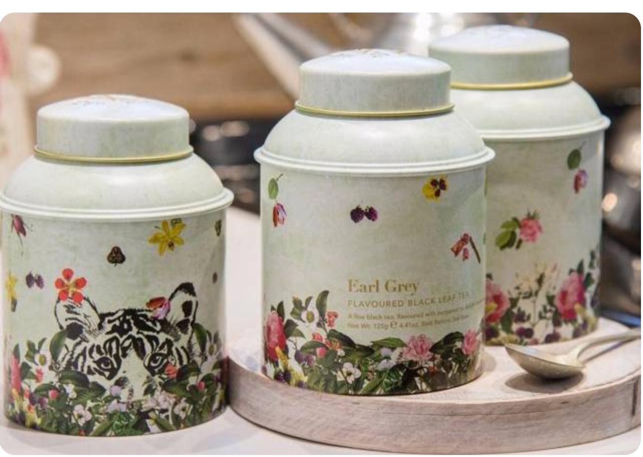 英国百年茶饮名店Whittard,英国母亲节免邮折扣!