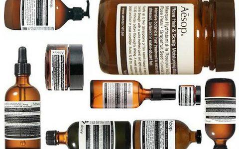 澳洲高端护肤品牌 Aesop全线20% OFF