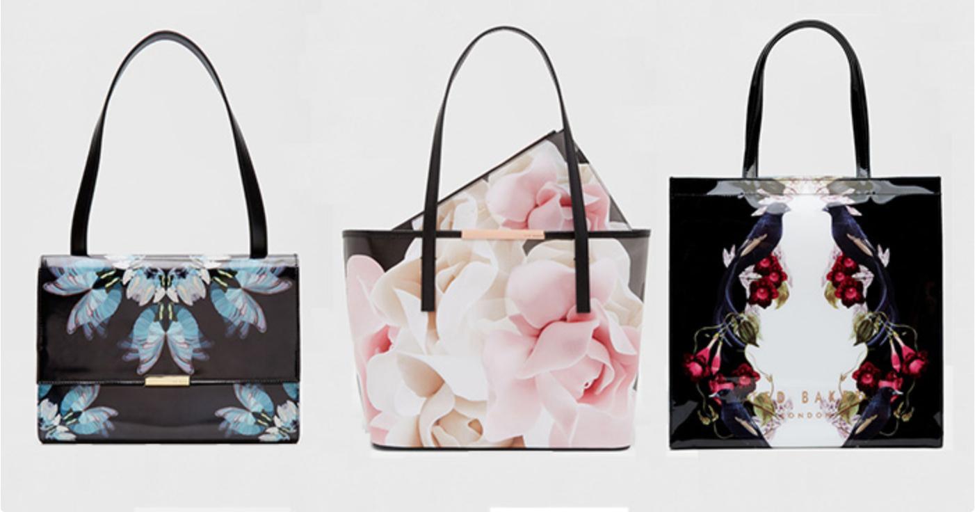 超火英伦品牌Ted Baker多款热卖包包、首饰75折!