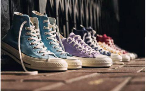 Converse上新咯!上百双经典帆布鞋8折!