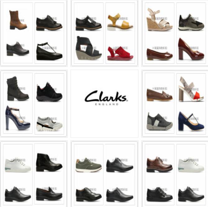 Clarks官网Sale五折起 + 额外9折
