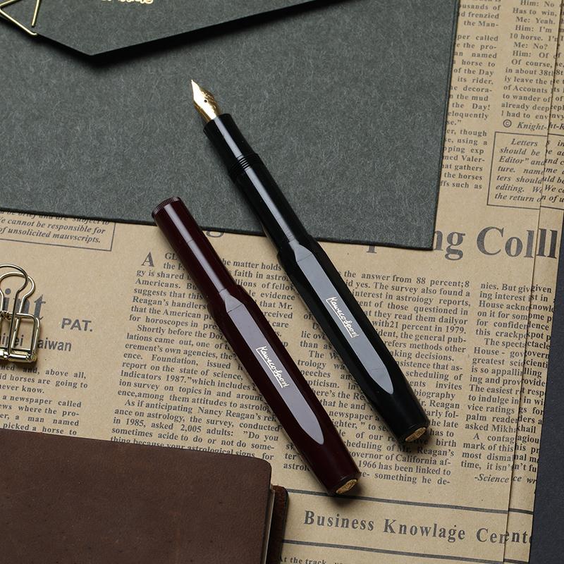 德国Kaweco经典签名钢笔,送老师朋友礼物