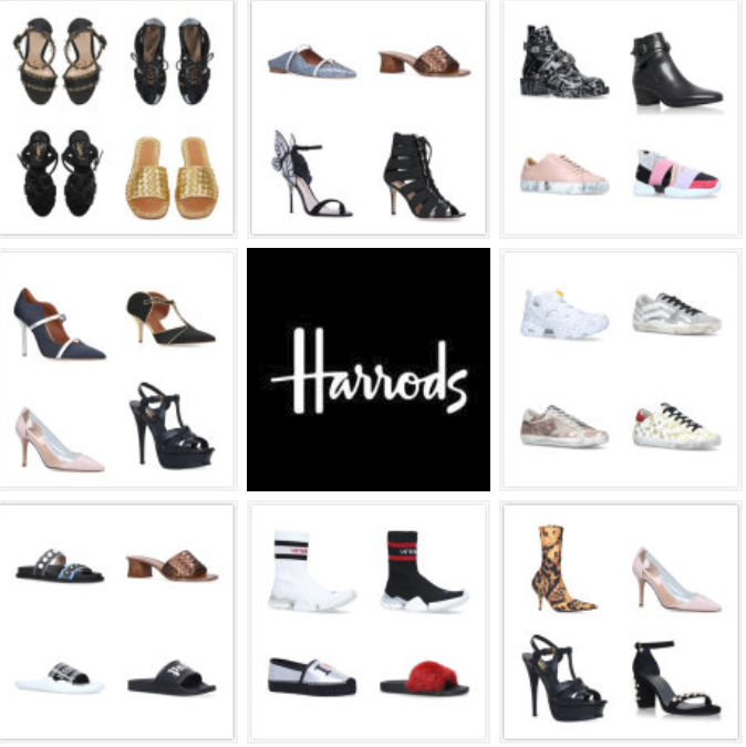 Harrods官网30% OFF Sale Preview,大牌鞋子30% OFF