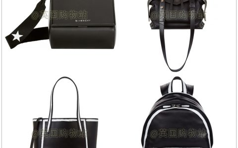 Harrods官网夏季Sale Preview,Givenchy纪梵希30% OFF
