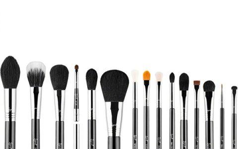 Sigma高级化妆刷套装全线75折折+免费赠品