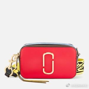 Marc Jacobs马克雅可布相机包、配饰75折,满40镑全球免邮,支持支付宝!