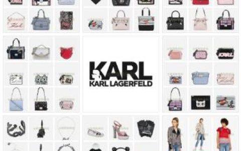 老佛爷Karl Lagerfeld官网夏季Sale火力全开,参加的全部30% – 50% OFF,全英免邮~!