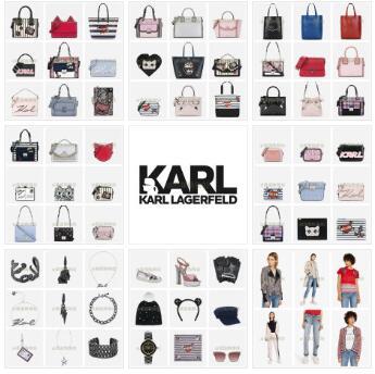 老佛爷Karl Lagerfeld官网夏季Sale火力全开,参加的全部30% - 50% OFF,全英免邮~!