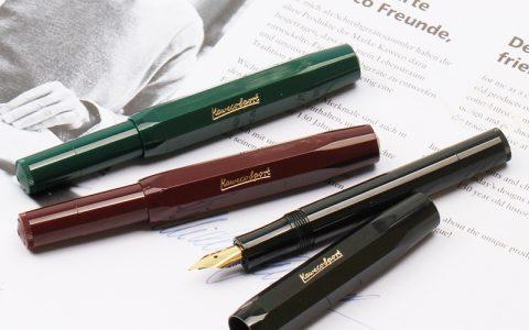 德国小众书写品牌Kaweco经典签名钢笔,送老师朋友礼物