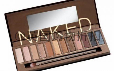 Urban Decay眼影盘打折全场任买就送 All Nighter Makeup Setting Spray豪华中样!