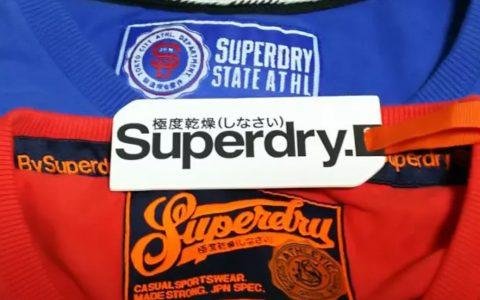 极度干燥Superdry 8折大促,含卫衣、包包、运动鞋及鸭舌帽
