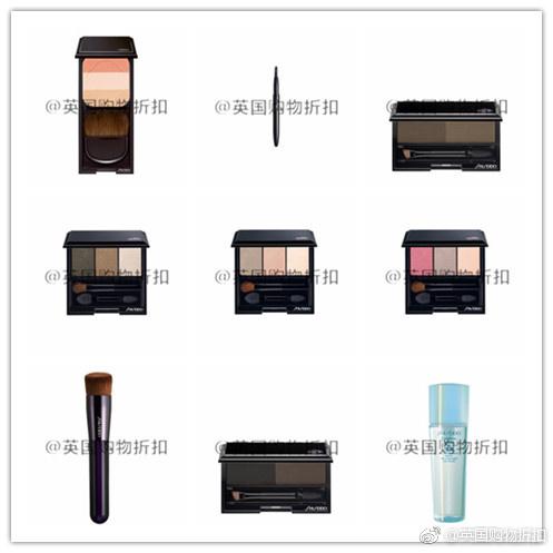 Shiseido 资生堂全线折扣低至85折 免费赠品