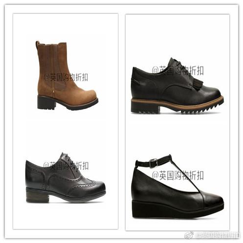 英国百年鞋牌Clarks官网夏季Sale折扣升级 + 加新
