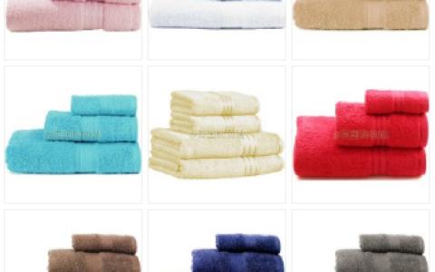 """Restmor埃及棉毛巾买两件额外9折 棉花中的白金"""""""