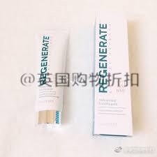 Regenerate高科技修复牙膏折扣