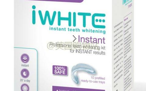 比利时iWhite专业牙齿美白67折,囤货啦
