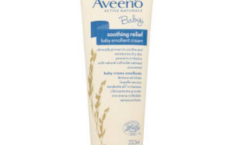 Aveeno艾维诺线上8折+额外9折,纯天然婴儿及成人身体护肤产品