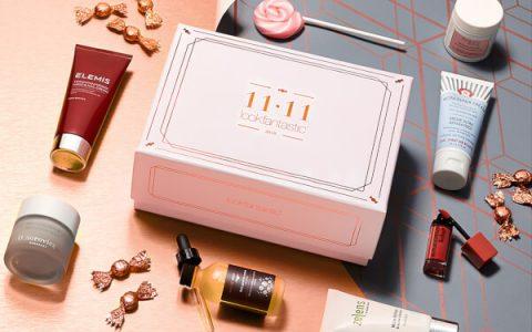 Lookfantastic双11限量版甜ME美妆礼盒,预售开始啦
