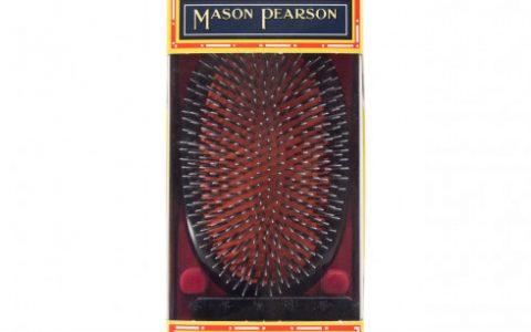 Mason Pearson,英国百年手工梳品牌,梳子中的爱马仕
