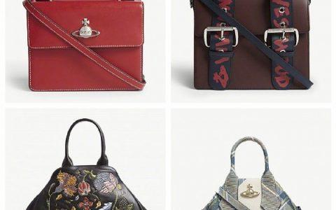 Vivienne Westwood全线20% OFF,包包、钱包、首饰、围巾、手表等开抢