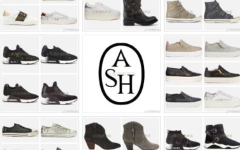 Ash鞋子全线8折,老爹鞋Addict光速收!